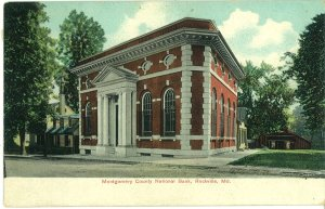 Montgomery County National Bank, Rockville